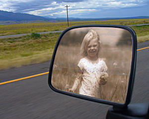 Life on the Highway:  Lesson 5 - Rear View Mirrors
